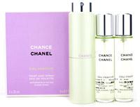 Chanel Chance Eau Fraiche EDT 60ml ( 3 x 20ml )