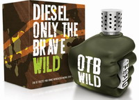 Diesel Diesel Only the Brave Wild Men Eau de Toilette 200ml