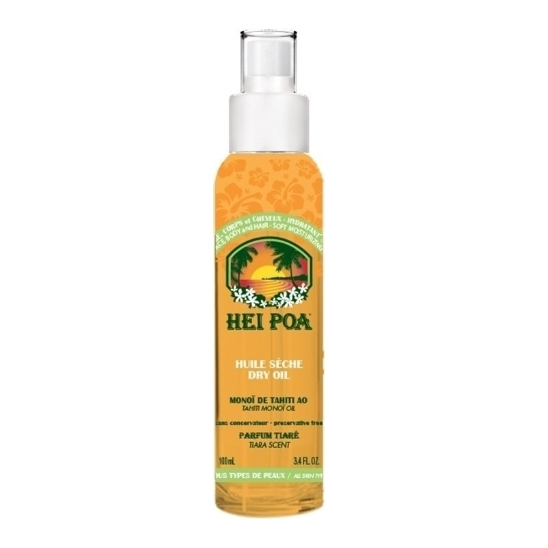 Hei Poa Monoi Dry Oil 100ml