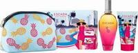 Escada Miami Blossom EDT 100ml & Body Lotion 150ml & Cosmetic Bag Gift Set
