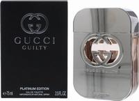Gucci Guilty Platinum Edition Eau de Toilette 75ml