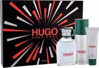 Hugo Boss Man Eau de Toilette 125, Deospray 150ml & Shower Gel 50ml