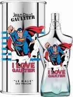 Jean Paul Gaultier Le Male Superman Eau Fraiche 125ml