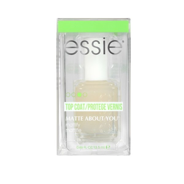 Essie Top Coat Matte About You 13.5ml