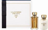 Prada La Femme Eau De Parfum 100ml & Body Lotion 100ml