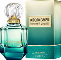 Roberto Cavalli Gemma di Paradiso Eau de Parfum 75ml