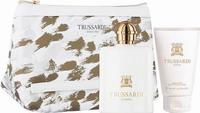 Trussardi Donna Eau de Parfum 100ml, Body Lotion 100ml & Cosmetic Bag